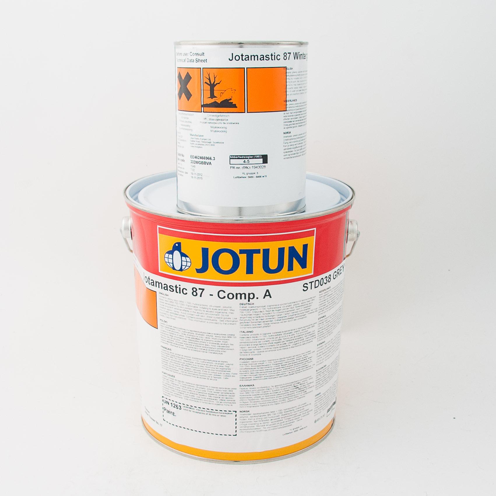 JOTUN JOTAMASTIC 87 - Surf Tolerant Epoxy Primer Image