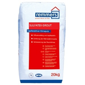 REMMERS SULFATEX GROUT - Waterproofing Slurry Image
