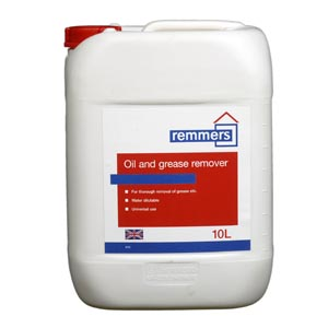 REMMERS OIL & GREASE REMOVER Image