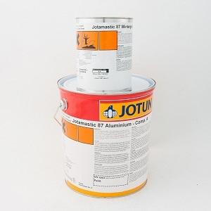 JOTUN JOTAMASTIC 87 - Surface Tolerant Epoxy Primer Aluminium Image