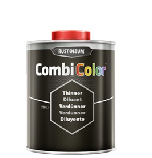 RUSTOLEUM COMBI COLOR THINNERS Image