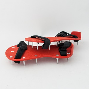 SPIKED SHOES - 1 SIZE Image