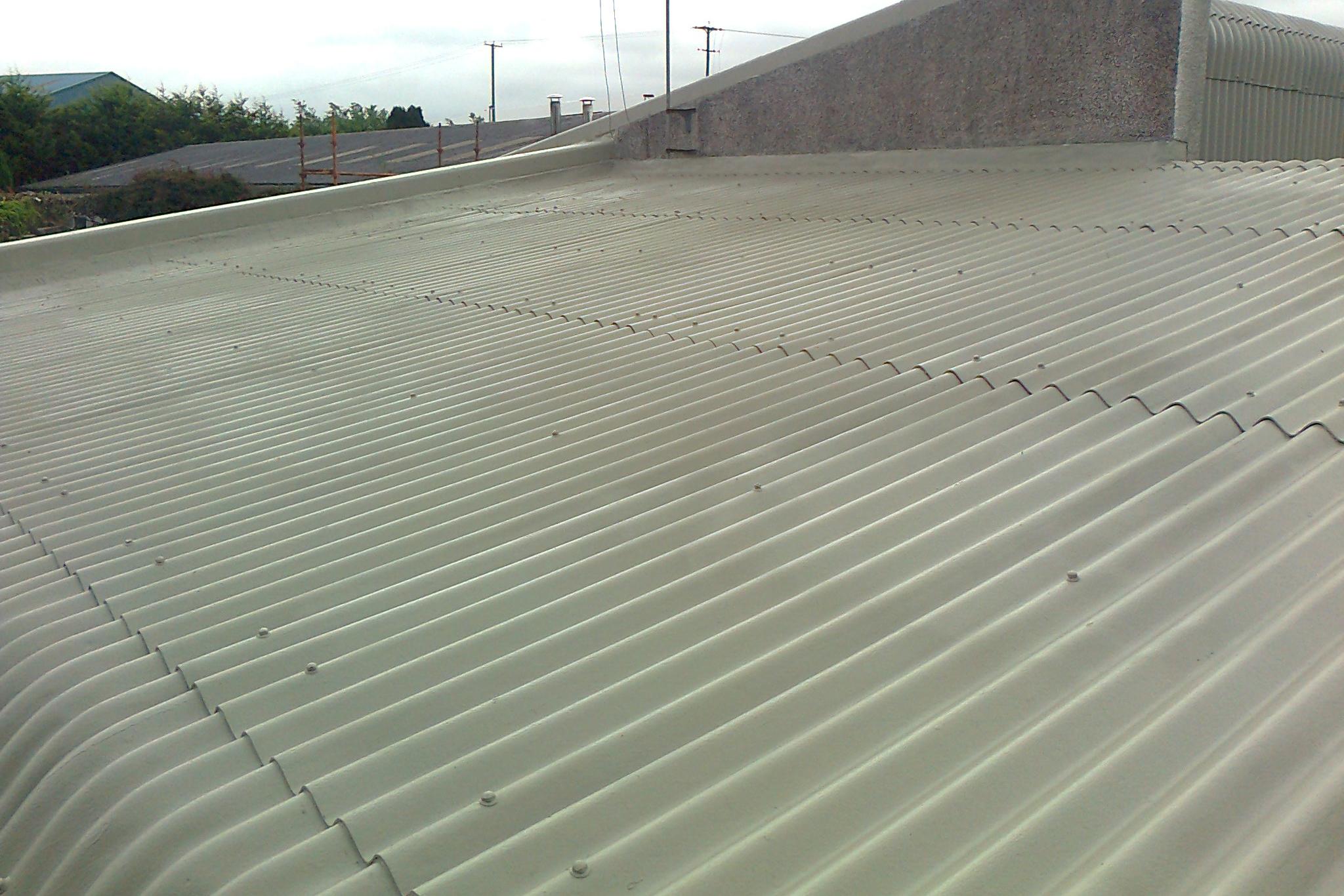 The George Sloane Centre Asbestos Encapsulation Ppc