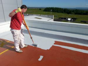 liquid roofing cold applied patterson protective coatings tor elastaseal