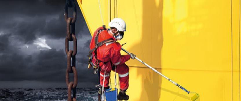 Jotun – Offshore Maintenance System