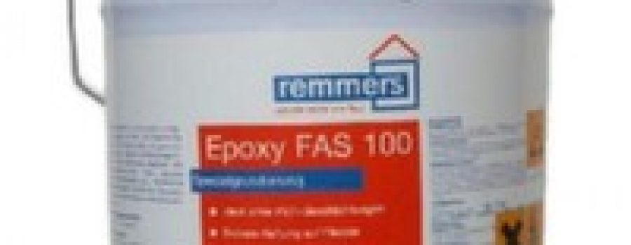 REMMERS EPOXY FAS100 – Adhesion primer