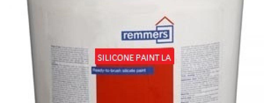 REMMERS SILICONE PAINT LA