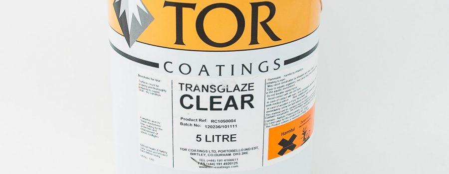TOR TRANSGLAZE CLEAR