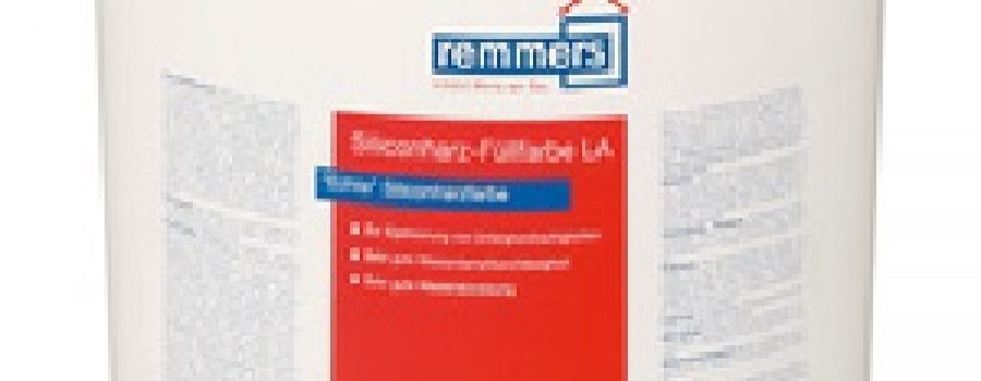 REMMERS SILICONE RESIN FILLING PAINT LA