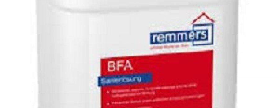 REMMERS IMPREGNATION BFA