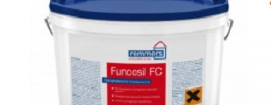 REMMERS FUNCOSIL FC – Water Repellant