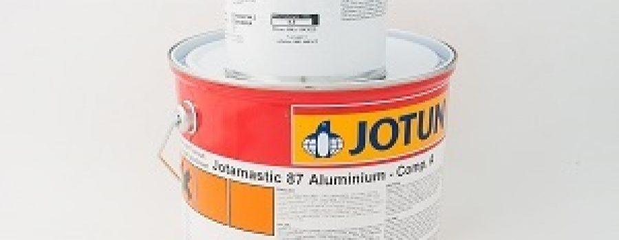 JOTUN JOTAMASTIC 87 – Surface Tolerant Epoxy Primer Aluminium
