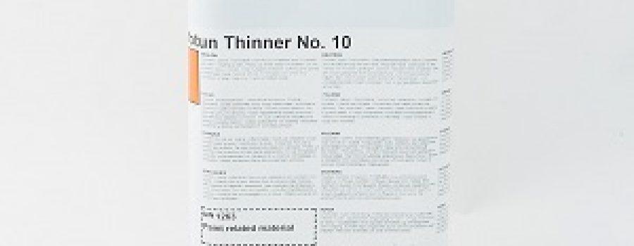 JOTUN THINNERS NO 10
