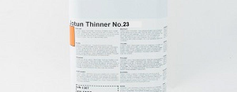 JOTUN THINNERS NO 23