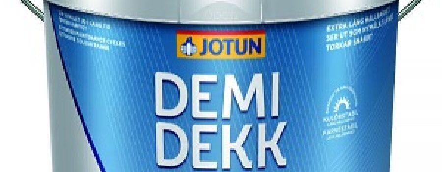 JOTUN DEMIDEKK ULTIMATE WINDOW & DOOR