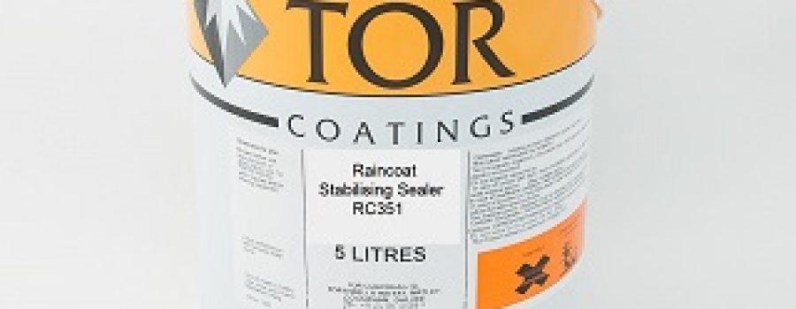 TOR RAINCOAT STABILISING SEALER