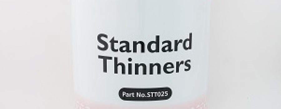 STANDARD SOLVENT – CELLULOSE TYPE THINNERS
