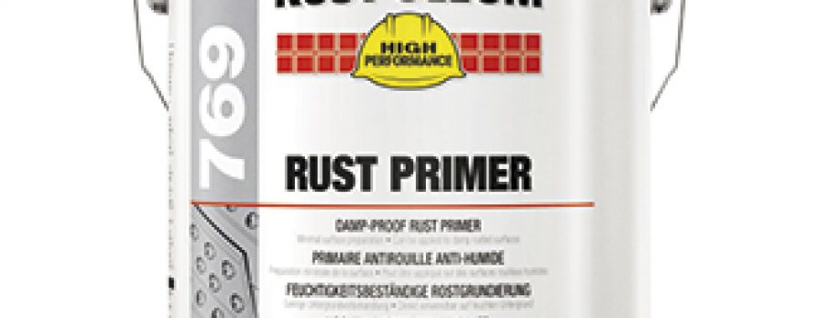 RUSTOLEUM ANTI CORROSION PRIMER 769