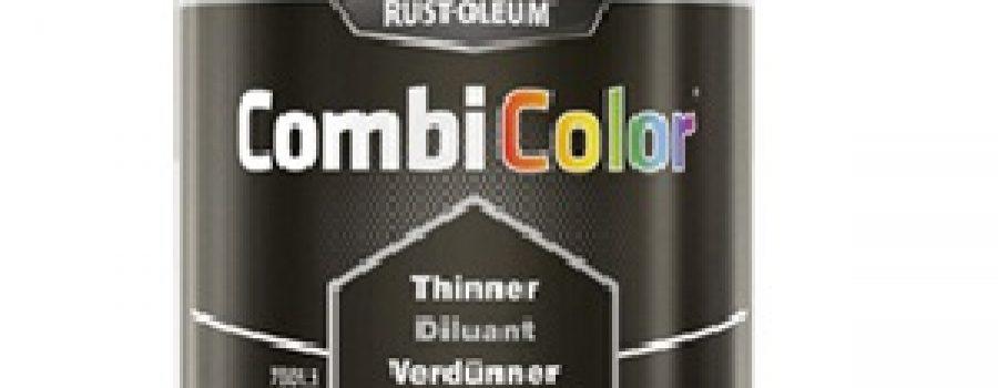 RUSTOLEUM COMBI COLOR THINNERS