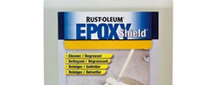 RUSTOLEUM EPOXYSHIELD CLEANER