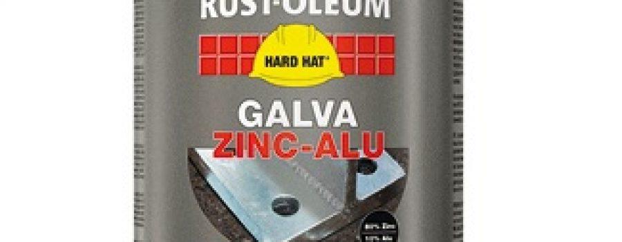 RUSTOLEUM GALVA ZINC – ALU