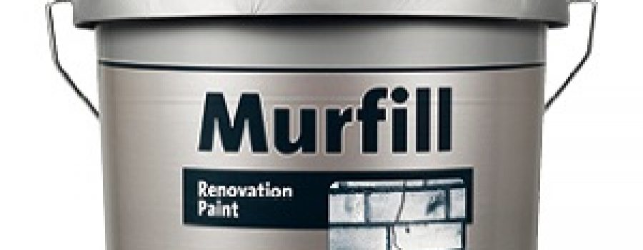 RUSTOLEUM MURFILL RENOVATION PAINT