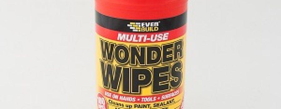 WONDER WIPES PACK (100)