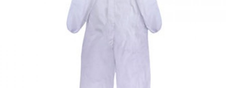 DISPOSABLE PAINT OVERALLS