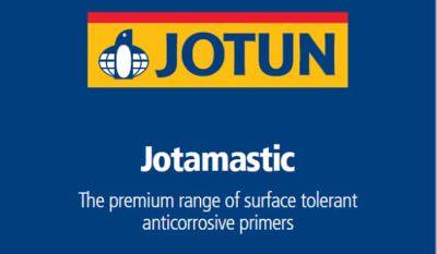 Jotun Jotamastic Range Of Surface Tolerant Epoxy Primers