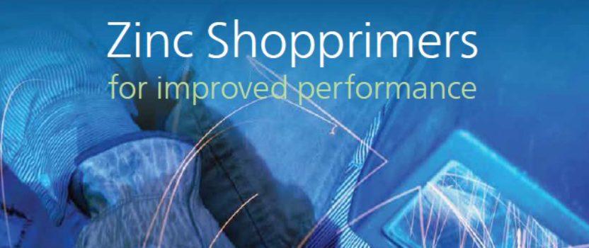 Quick Drying Zinc Shop Primers