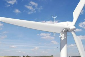 Coatings for Wind Power Plants