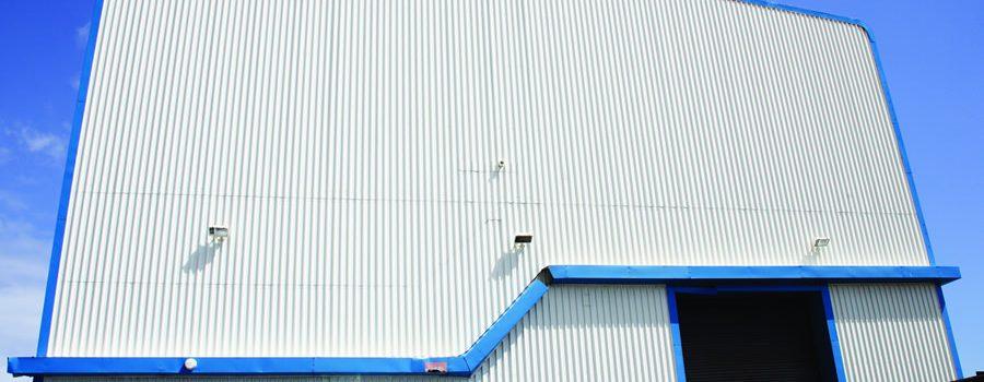 metal cladding renovation