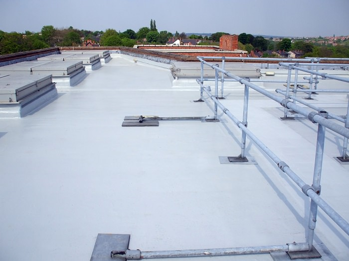 Liquid Roofing Cold Applied Patterson Protective Coatings