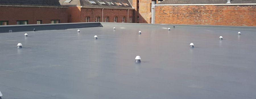 liquid roofing tor coatings patterson protective coatings belfast tor elastaseal flat roof
