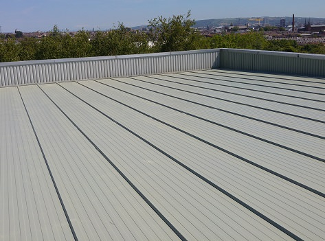 Liquid Roofing Metal Cladding Patterson Protective
